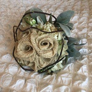 Wedding Rustic Bouquet